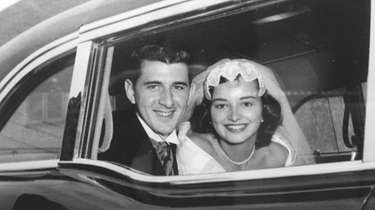 Etta and Nick D'Anna were married in 1957