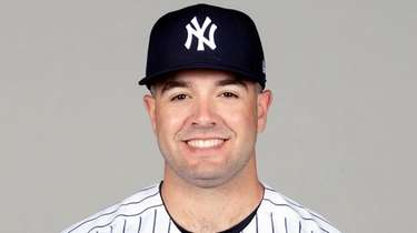 Yankees prospect Austin Wells  poses during Photo