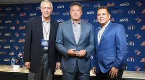 The Mets inducted Ron Darling, Edgardo Alfonzo and