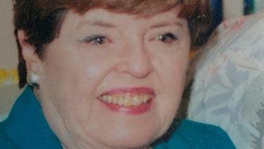 Eileen Sheldon, who raised six children in Northampton,
