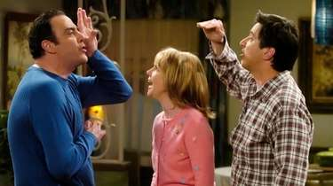 """Everybody Loves Raymond"" cast members Brad Garrett, from"