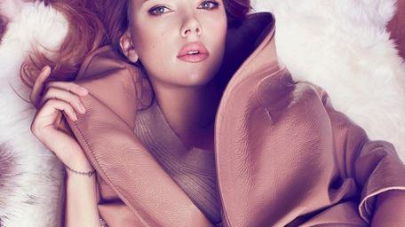 Scarlett Johansson in Marie Claire