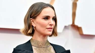 Natalie Portman attends the 92nd Annual Academy Awards