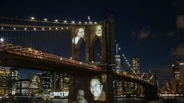 Images of New Yorkers who have died during