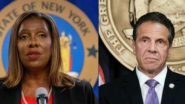 The latest on Governor Andrew M. Cuomo:Several district