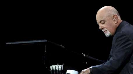 Billy Joel returned to live shows with his