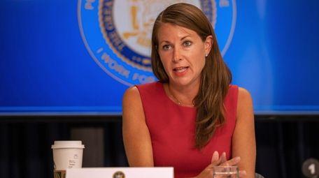 Melissa DeRosa, Gov. Andrew M. Cuomo's chief of