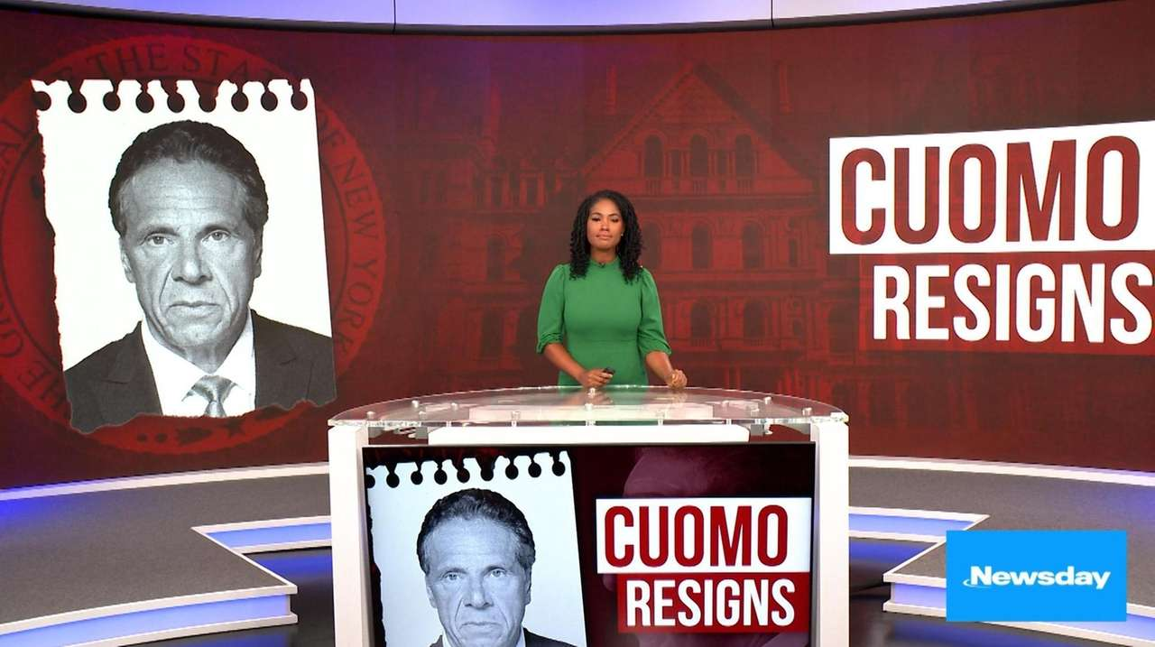 Cuomo, a third-term Democrat who had once vowed