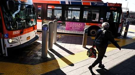 Nassau County will consider redesigning routes on its
