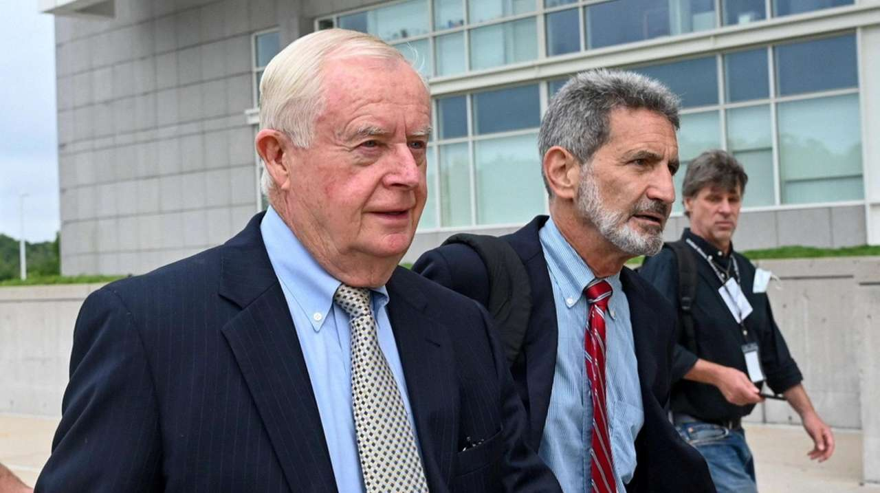 Former Suffolk County District Attorney Thomas Spota was