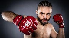 Justin Montalvo, from West Hempstead, makes his Bellator