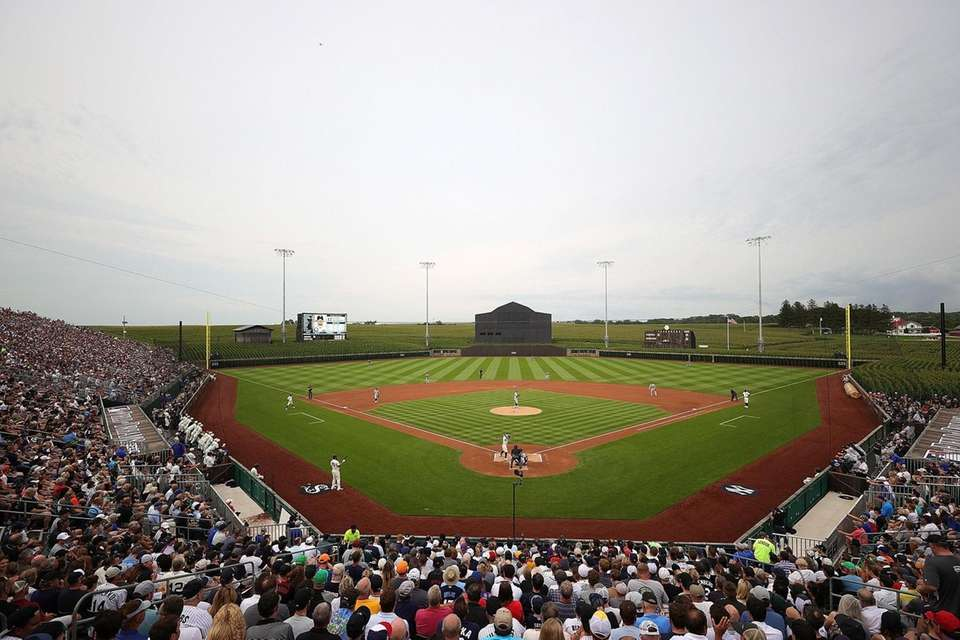 A general view of the Field of Dreams