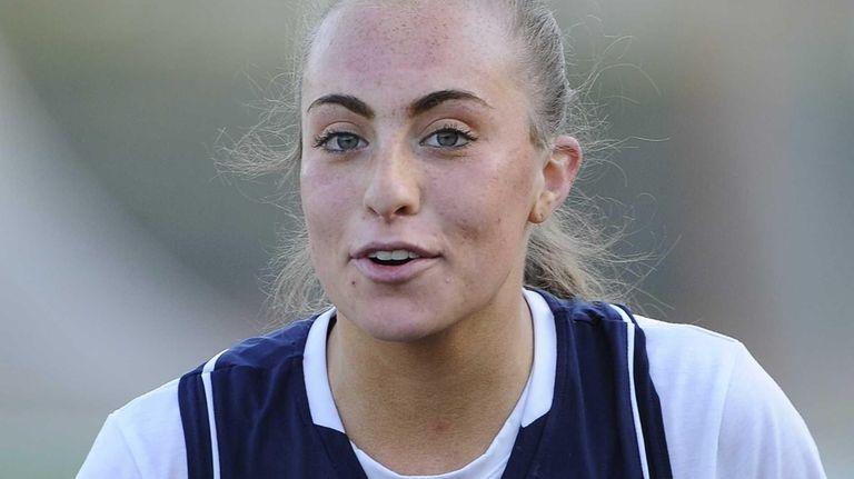 St. John the Baptist's Kaitlyn Montalbano scored the