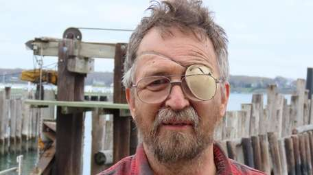 Greenport fisherman Mark Philips says wind farms will