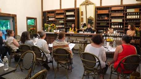 Long Island vineyards are offering more than just