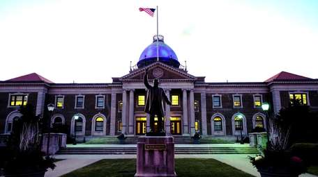 The Theodore Roosevelt Executive and Legislative Building on