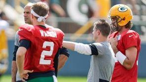 Green Bay Packers head coach Matt LaFleur and