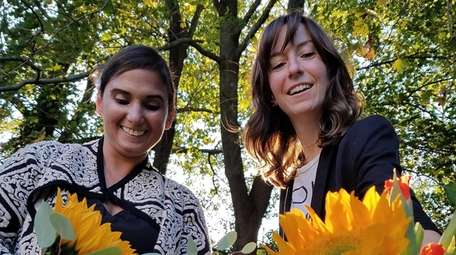 Ann Marie Breyer, left, and Lisa Kelly, owners