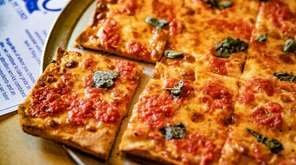 Grandma Pizza was first invented on Long Island.