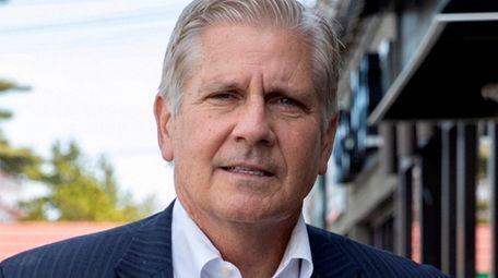 Republican Bruce Blakeman, who is challenging Democratic Nassau