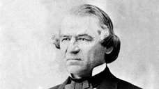 President Andrew Johnson's 1868 impeachment was the only