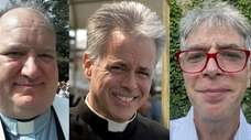 The Rev. Paul Downing of St. Paul's Evangelical