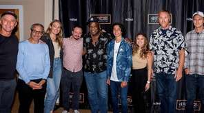 The Fire Island Film Festival held its first