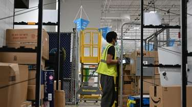 Amazon is hiring to fill job openings at
