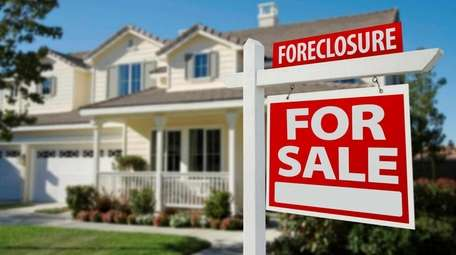 A moratorium on foreclosures due to the pandemic