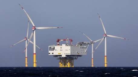 Equinor is considering supporting massive wind turbines like