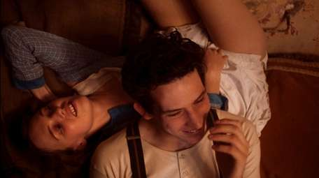 Odessa Young and Josh O'Connor star in