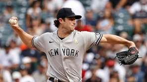 Gerrit Cole was dominant in the Yankees' 4-1
