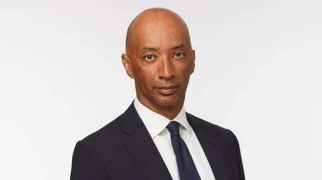 """CBS News' Byron Pitts: """"As an African-American man,"""