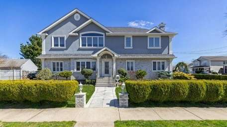 Listed for $1.35 million, this large legal 2-family
