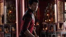 "Simu Liu stars in ""Shang-Chi and the Legend"