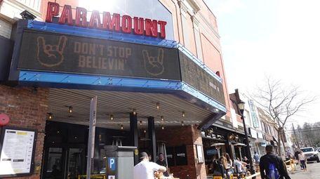 Among Long Island venues, The Paramount in Huntington