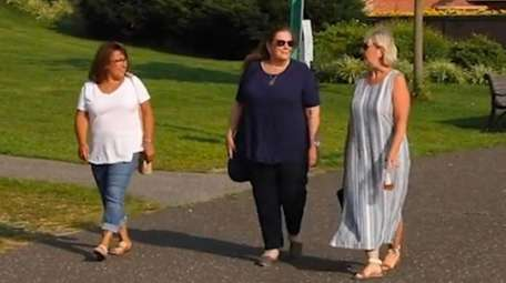 These three women met through a victim's recovery