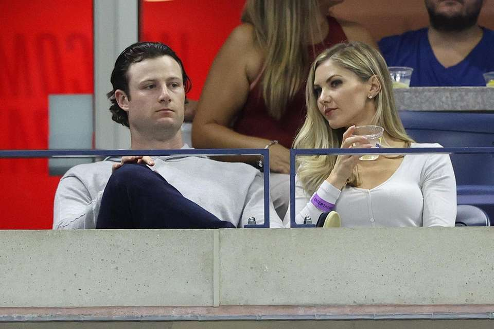 Yankees pitcher Gerrit Cole and wife Amy Cole