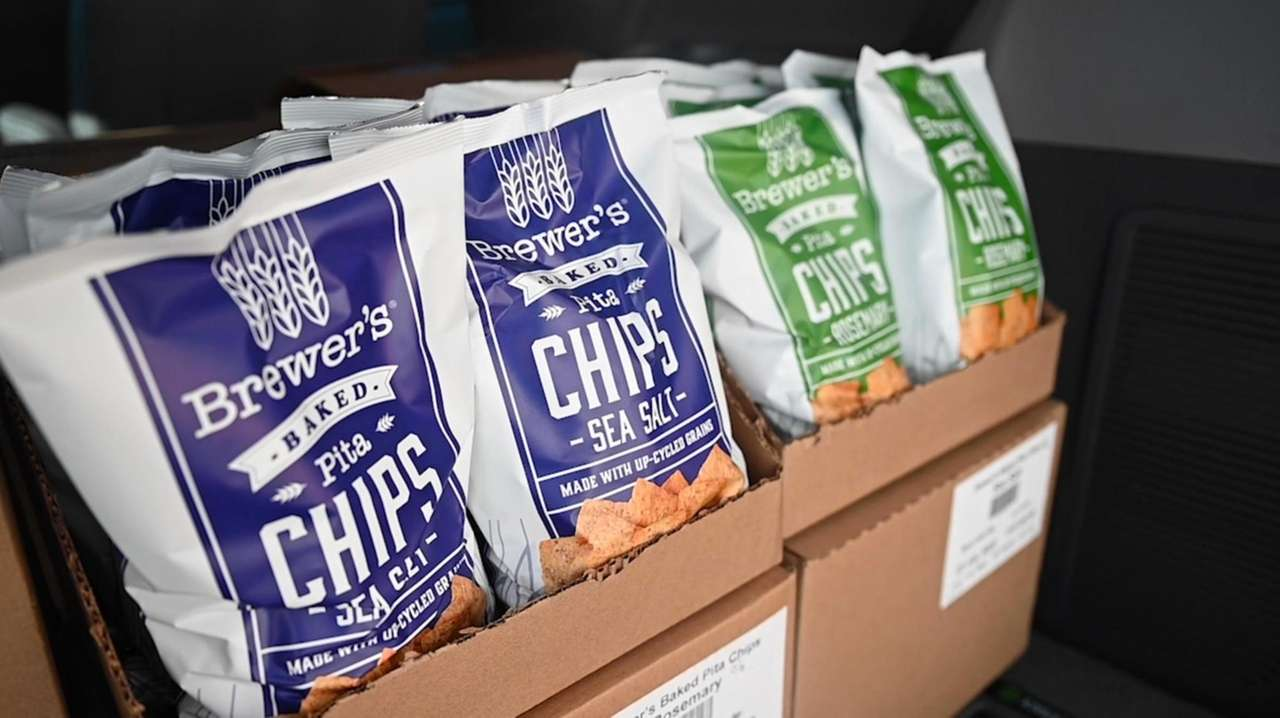 Brewer's Food (formerly Brewer's Crackers), relied on in-store