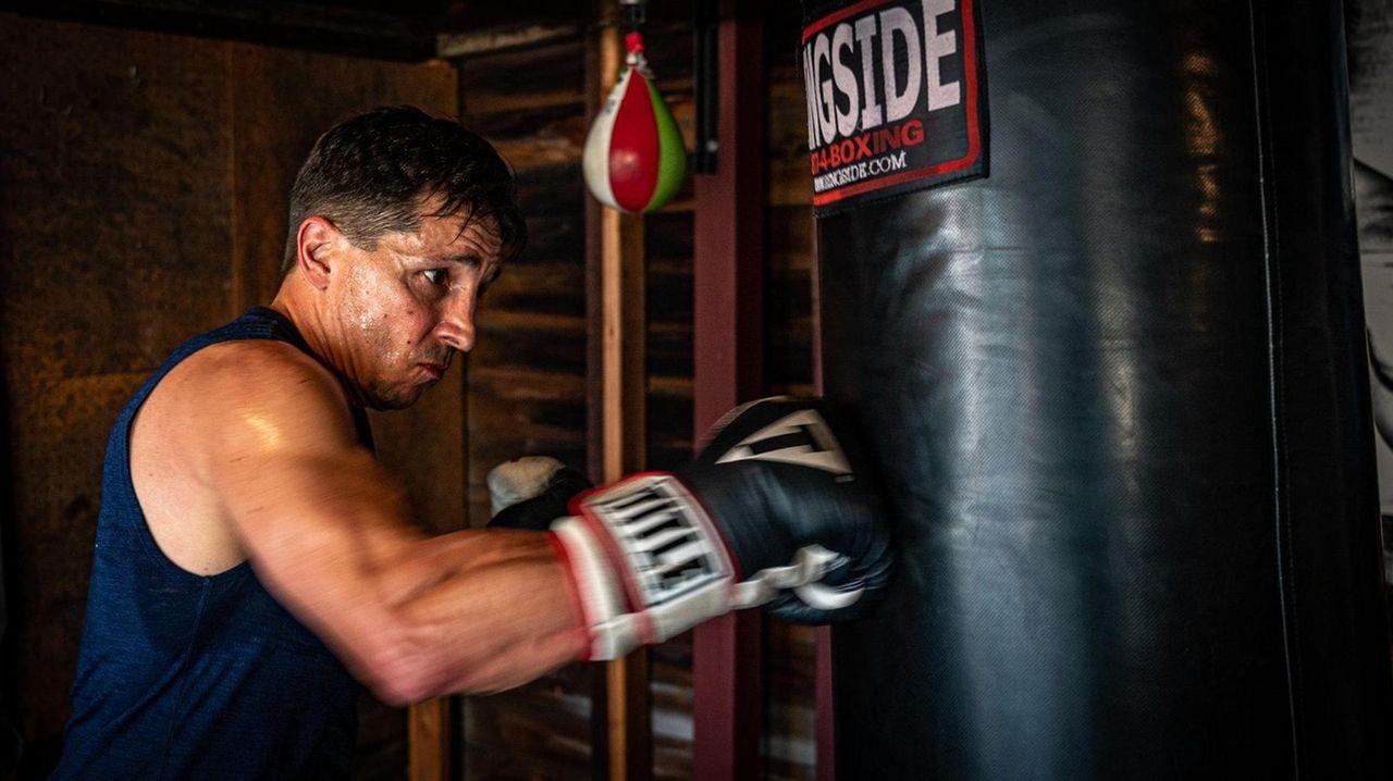 Legendary boxer Freddy Liberatore spoke to Newsday about