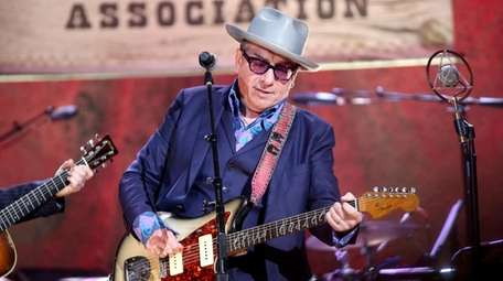Elvis, Costello that is, will be in the