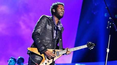 Gary Clark Jr. and his guitar will get