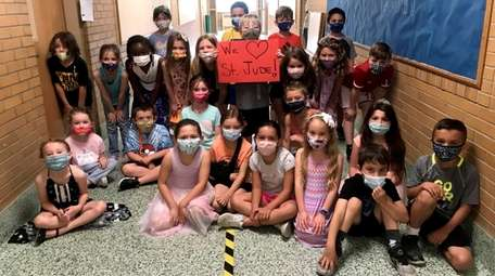 In East Islip, Timber Point Elementary School students