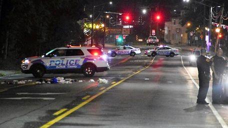 Jorge Lopez Paucar, a pedestrian, was fatally struck