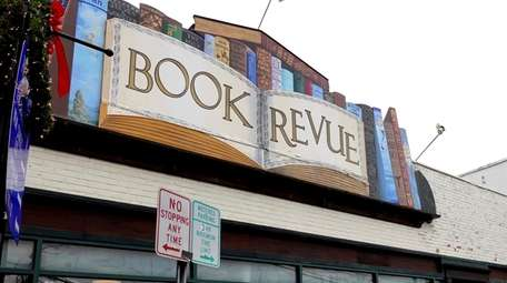 Book Revue in Huntington officially closed shop on