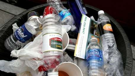 Plastic is a major threat to our climate