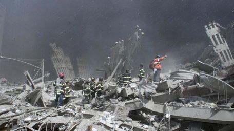 Twenty years later, the Sept. 11 terror attacks