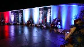 Tributeswere held at Eisenhower Park and Tobay Beach