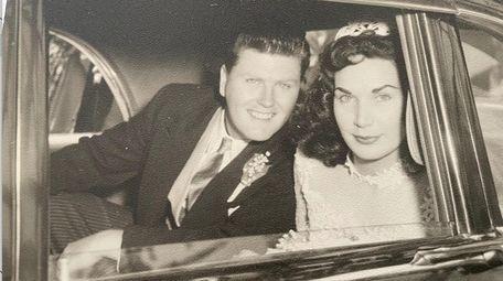 Caryn McCabe's birth parents, Jane McMahon and John