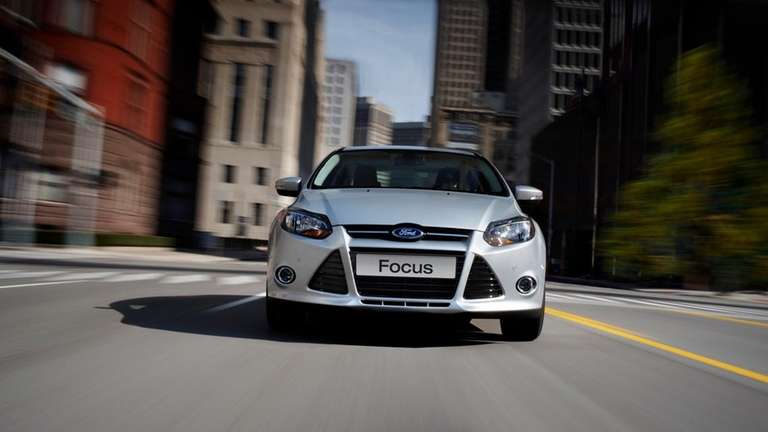 Ford's Focus was the best-selling vehicle nameplate in